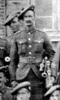 John McLellan at the time of the Great War