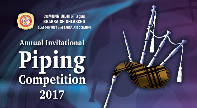 Uist & Barra: Details of the 2017 Contest and Association History
