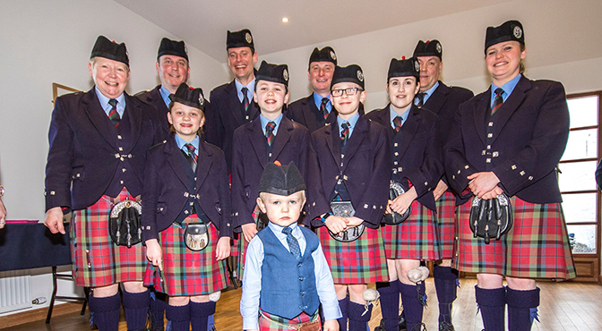 European Pipe Band Championships Launched
