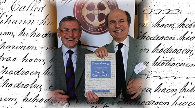 Review of the 'Pipers Meeting' by Dr Jack Taylor and Patrick Molard