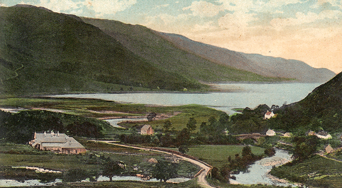 History: P/M William Fergusson, Dornie Ferry and Loch Duich – Part 1