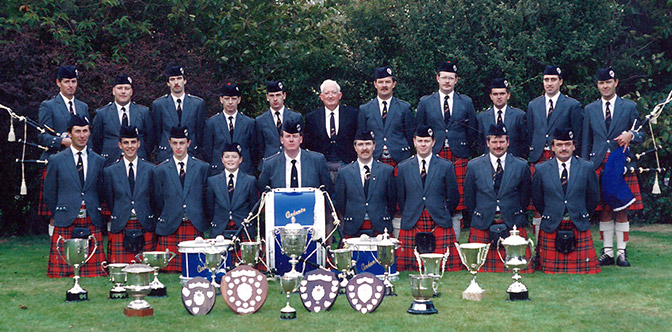 A Brief History of the All-Ireland Pipe Band Championships
