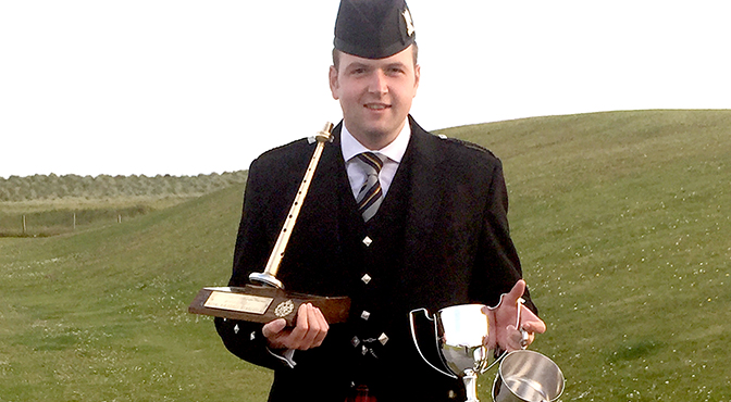 Highlands and Islands Young Piper of the Year 2017 (Updated with More Results and Picture)