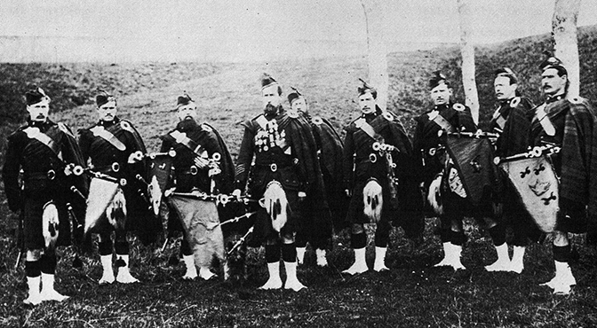 History: Pipers, Piping and Pipe Music in the Seaforth Highlanders 1778 -1924, Part 2