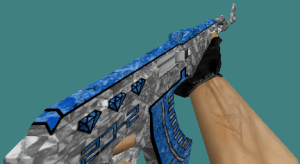 CS 1.6 Crystal skin pack by Brothers