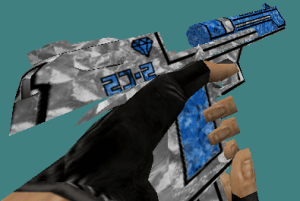 cs 1.6 deagle skin crystal