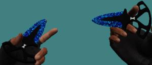 CS 1.6 skins pack (knife, deagle, ak47, m4a1, awp) Crystal v2 set