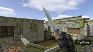 CSGO HD Bayonet Skins for CS 1.6