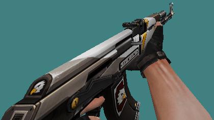 AK47 eagle paint