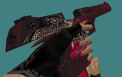 cs 1.6 deagle skins dark snake