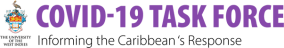 Caribbeancovidtaskforce logo