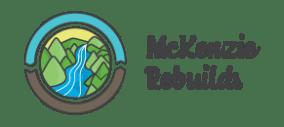 McKenzie Rebuilds logo