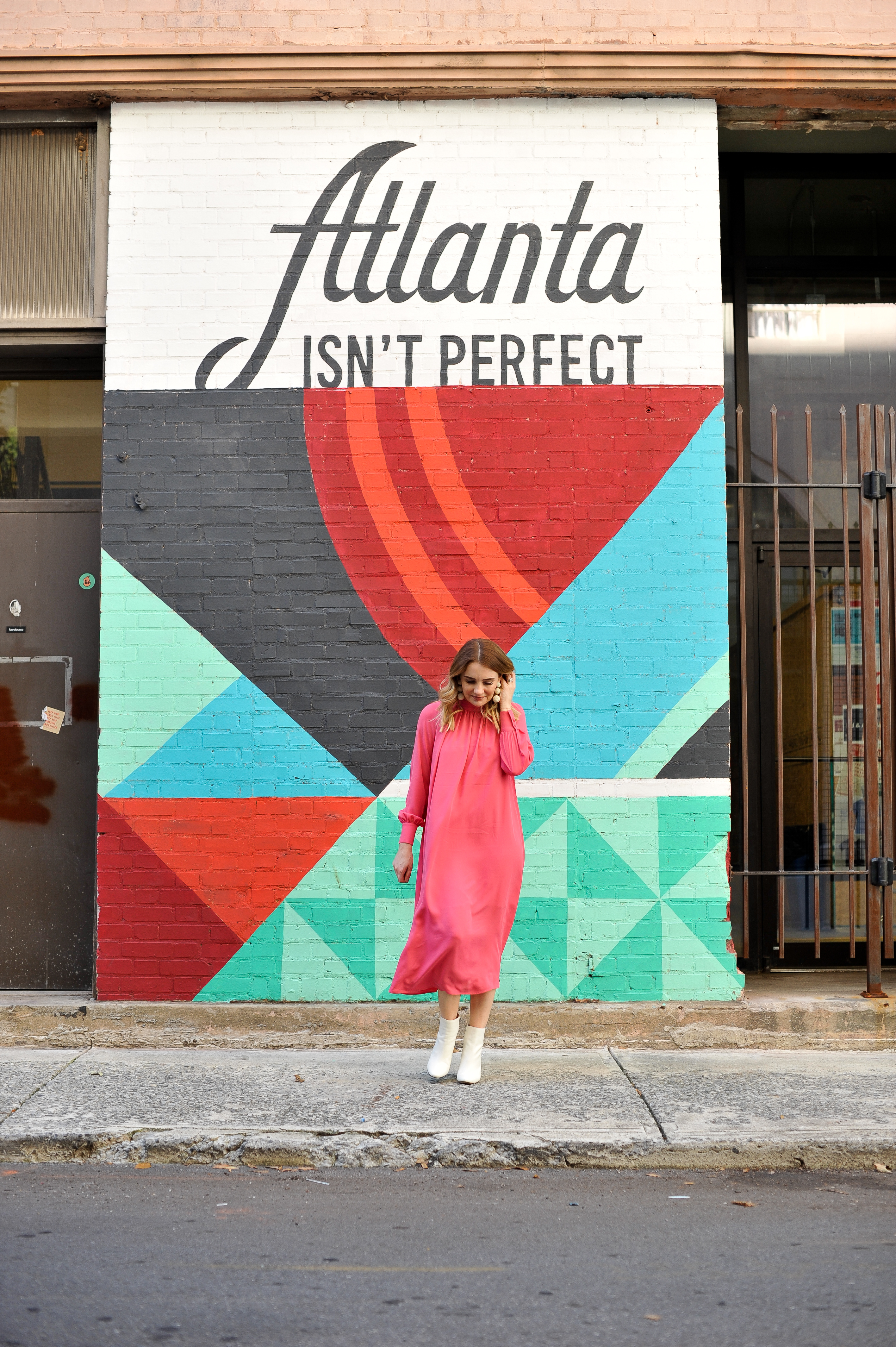 Traveling to Atlanta? Check out Memphis Fashion Blogger, Pretty in Pink Megan's five favorite places in Atlanta and where you should visit!