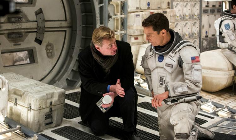 Christopher Nolan INTERESTELAR