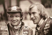 niki lauda james hunt 1977