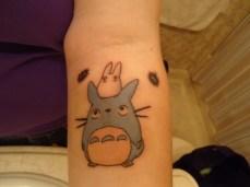 tattoo totoro