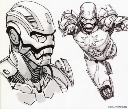 Homem de Ferro nos Guardiões da Galáxia_Marvel Comics