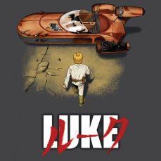 Luke Meme Akira Star Wars