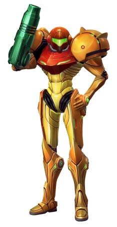 Metroid Prime_Samus Aran_Nintendo