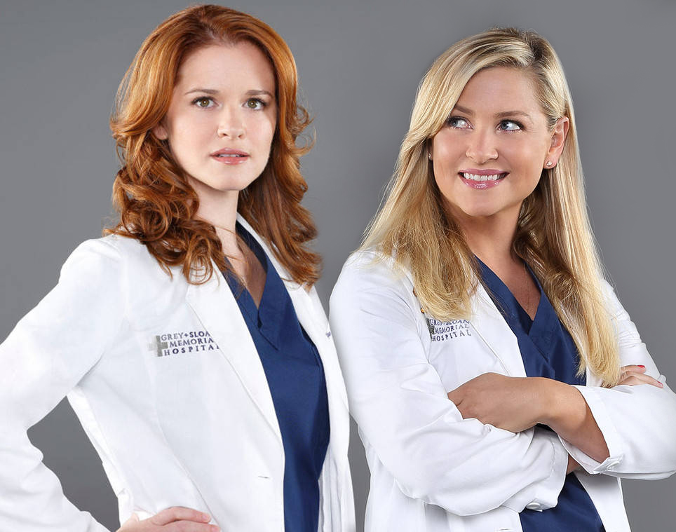 April E Arizona Vao Sair De Greys Anatomy Na Atual