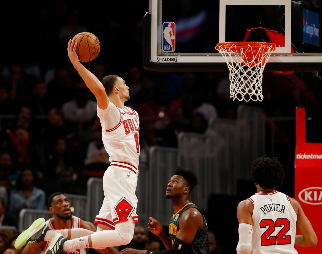 Chicago Bulls: Zach LaVine gets dunk contest invite