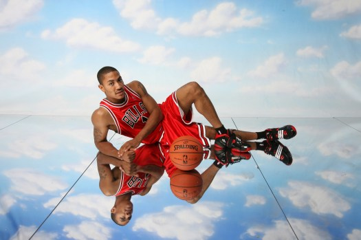 On this day in Chicago Bulls history: Derrick Rose got drafted