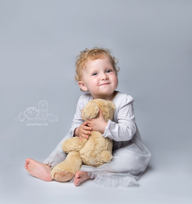 babyfotografering, 1 års fotografering