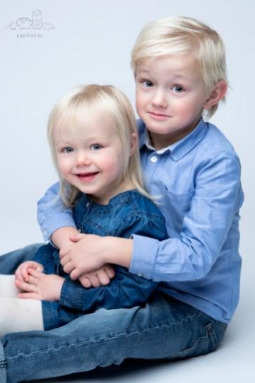 søskenfotografering, familiefotografering
