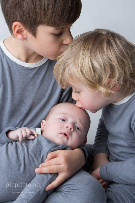 søskenfotografering-barnefotograf-nyfødtfotografering-oslo