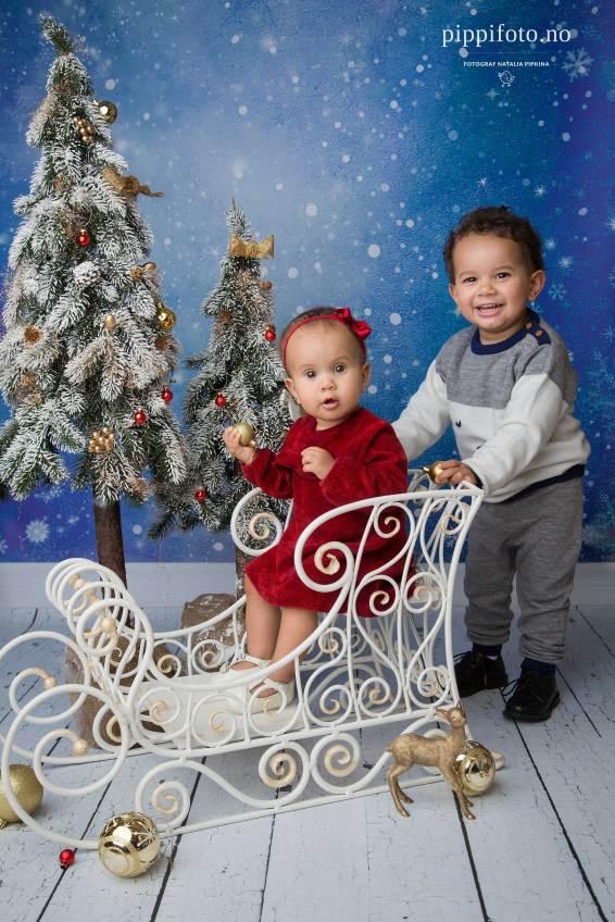 søskenfotografering-julekort