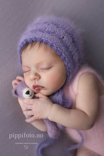 bamse-babystrykk-babyfotograf-babyfoto- nyfødtfoto
