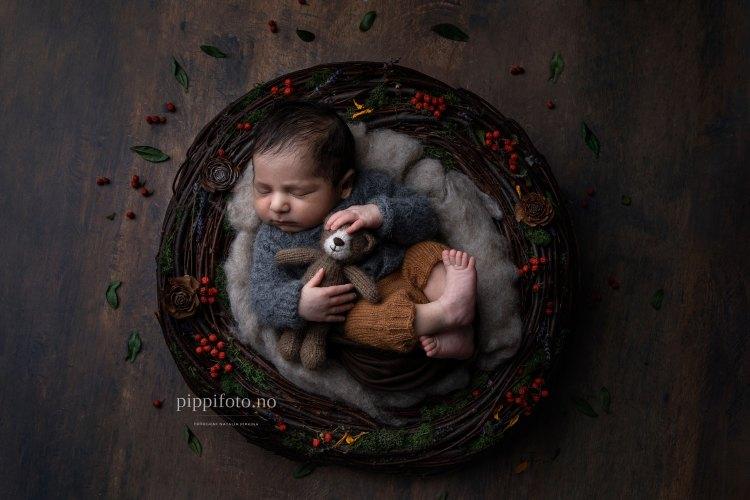 nyfødtfotografering-nyfødtbilder-babyfotografering