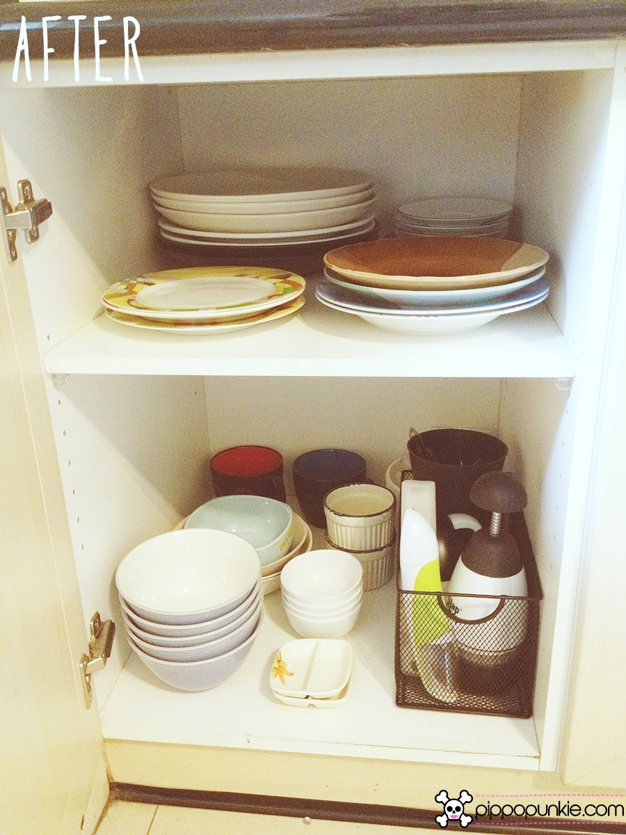 IMHow to organize messy kitchen cabinets & drawers