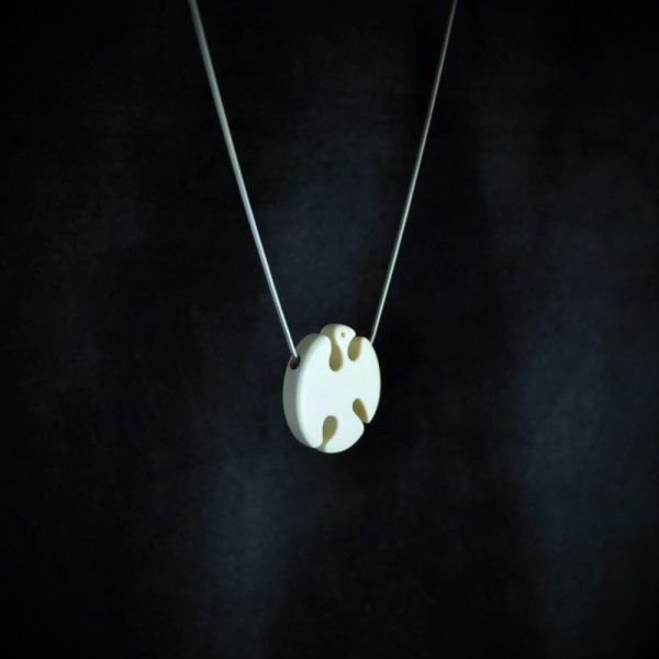 colombe cathare en ivoire de mamouth bijou colomba