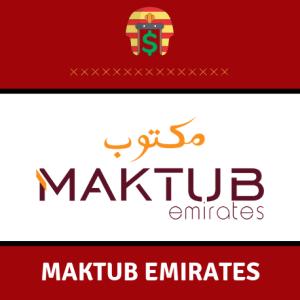 Maktub Emirates Piramide? Fraude? Golpe? | Premonição
