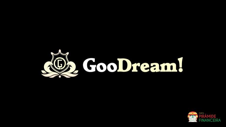 Goo Dream é uma Pirâmide Financeira Fraudulenta?