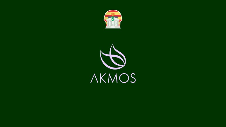 Akmos Pirâmide Financeira Scam Ponzi Fraude Confiavel Furada - Destaque