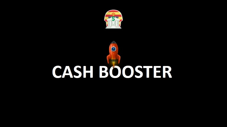 Cash Booster - Pirâmide Financeira Scam Ponzi Fraude Confiavel Furada