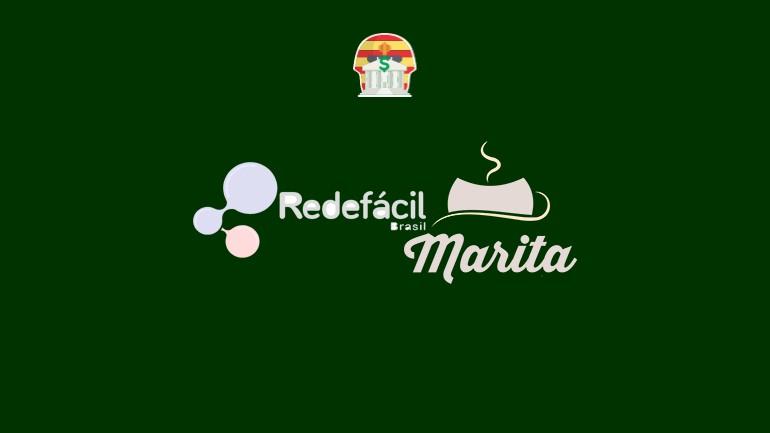 Café Marita Rede Fácil Brasil Pirâmide Financeira Scam Ponzi Fraude Confiavel Furada - Destaque