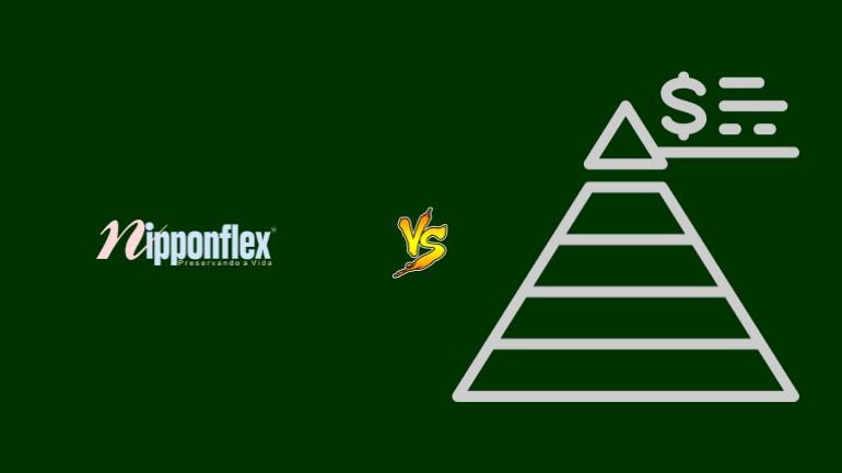 Nipponflex Pirâmide Financeira Scam Ponzi Fraude Confiavel Furada - Versus