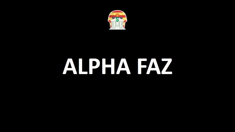 Alpha Faz - Pirâmide Financeira Scam Ponzi Fraude Confiavel Furada