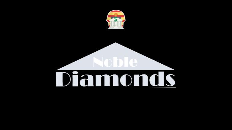 Noble Diamonds Pirâmide Financeira Scam Ponzi Fraude Confiavel Furada