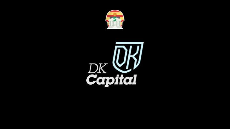 DK Capital Pirâmide Financeira Scam Ponzi Fraude Confiavel Furada