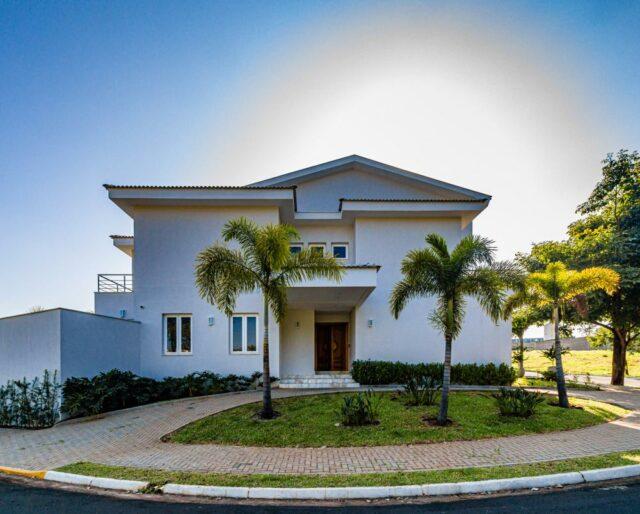 Uma foto de uma casa no condomínio Terras de Piracicaba