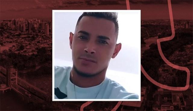 Uma foto da vítima Rodolfo Rodrigo Correr, de 34 anos, morta a tiros em Piracicaba