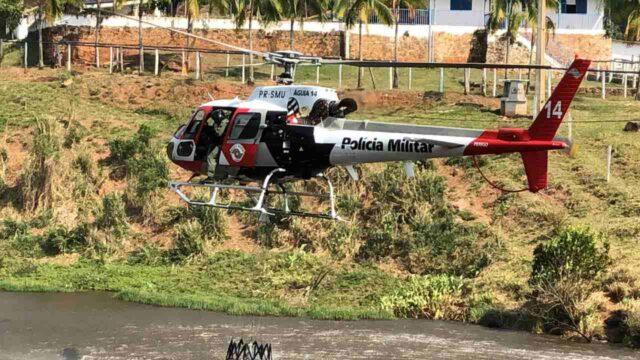 Após seis dias de combate às chamas, incêndio na Serra de São Pedro chega ao fim