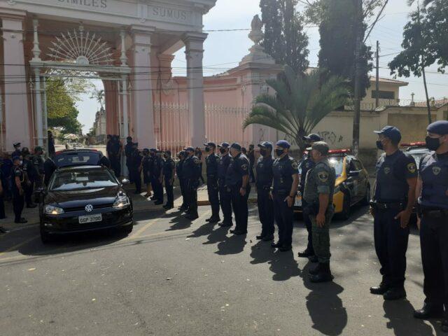 Guarda de Piracicaba morre em decorrência da Covid; Comandante da GCM lamenta