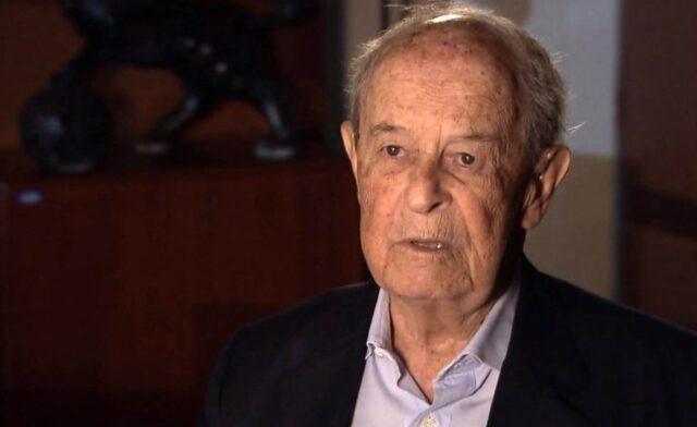Morre Aloysio Faria, fundador do Banco Real