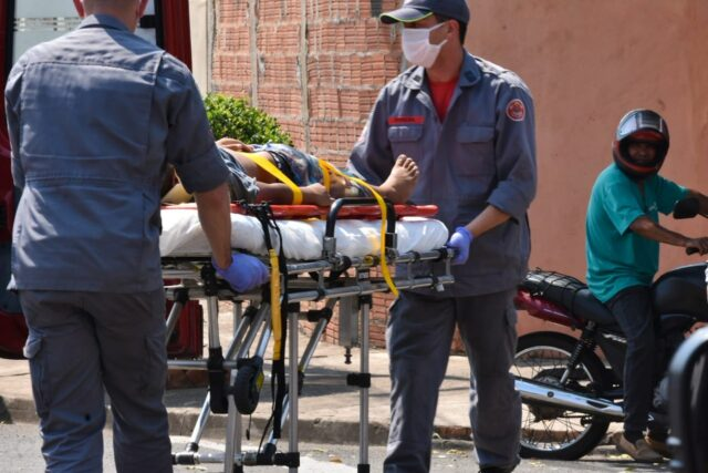 Em Piracicaba, crianças atropeladas em grave acidente de trânsito seguem estáveis