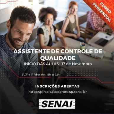 Foto: Divulgação/SENAI